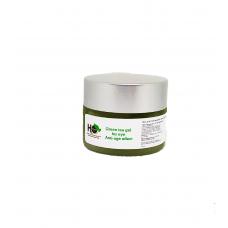 """Гель для глаз """"Зеленый чай"""" anti-age effect, H2organic, 15ml"""